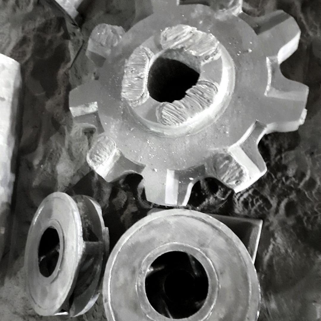 Отливание металических деталей под заказ