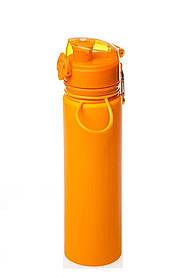 Бутылка силикон 700 мл Tramp TRC-094-orange