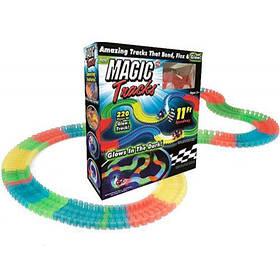 Гоночный трек конструктор Magic Tracks FYD170205-B 220 деталей