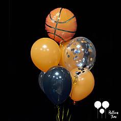 Связка шаров для баскетболиста