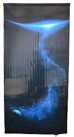 Мобильный теплый пол инфракрасный ТРИО 250 Вт 1,14х0,56 м, космос