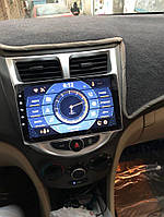 Штатная Android Магнитола на Hyundai Accent Solaris Verna 20010-2016 Model P6/P8-solution (М-ХВ-9-Р8)