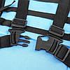 Дитяче безкаркасне автокрісло Multi Function Car Cushion Blue, фото 8