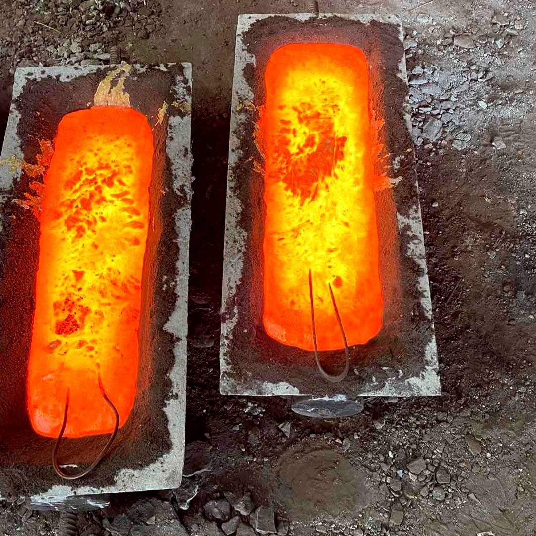 Литье высоколегированного чугуна, стали, нержавеющей стали