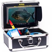Видеокамера подводная Ranger Lux Case 15m RA 8846 в алюминиевом кейсе