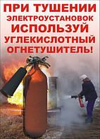 Информационные плакаты по пожарной безопасности, фото 1