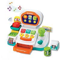 Кассовый аппарат детский на батарейках весы музыка Keenway 30291