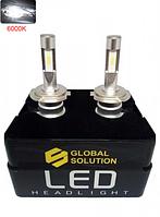 Светодиодные LED лампы Premium I5 H4 6000K 4800Lm
