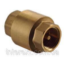 Клапан обратный муфтовый VALVEX TIGER PLUS DN25