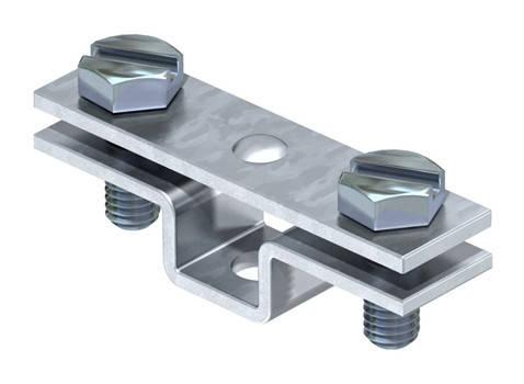 Тримач для плоских проводів FL 40 OBO Bettermann, фото 2