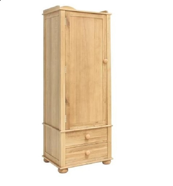 Шкаф из массива дерева 074