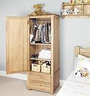 Шкаф из массива дерева 074, фото 5