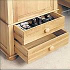 Шкаф из массива дерева 074, фото 4
