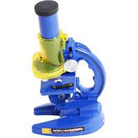 Микроскоп + Телескоп детский набор 2 в 1 Спартак CQ 031