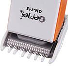 Машинка тример для стрижки волосся електрична GEMEI GM-715, фото 3