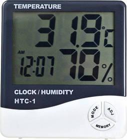 Цифровой термогигрометр HTC LCD 3 в 1 HTC-1 (000840)