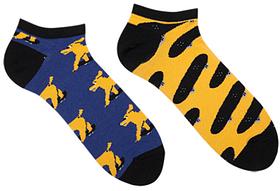 Мужские короткие носки Sammy Icon Mullen Short 40-46 Цветные
