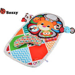 Розвиваючий килимок від фірми SOZZY (SY-05)