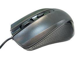 Мышка проводная Спартак 211E Black