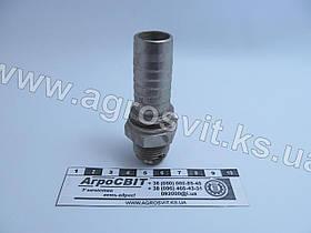 """Штуцер AGJ 7/8""""-14  (под шланг dу=20 мм.)"""