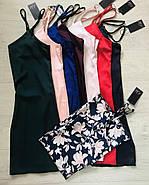 Женское шелковое платье-пеньюар, фото 3