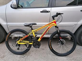Велосипед Unicorn Flame 24 алюминий