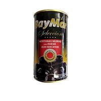 Оливки черные с косточкой BayMar 350 г Испания