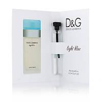 Парфюмерное масло с феромонами  мужское DOLCE & GABBANA Light Blue 5 мл