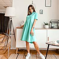 Платье спортивное для беременных и кормящих мам Polo, фото 1