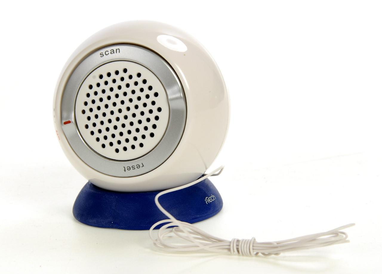 Мини карманное радио i-Tech P-550004 Бело-голубой