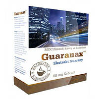 Энергетик Guaranax Olimp 60 капсул, гуарана