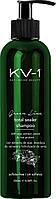 Защитный уплотняющий безсульфатный шампунь с экстрактом асаи и рисовым протеином и кератином KV-1, 250 мл