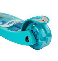 Трехколесный Самокат детский MicMax - Maxi Disney - Фроузен (scmp115), фото 3