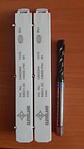 Мітчик спіральний SFT M8*1.25 C843304 DIN371 Blue Double Ring