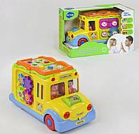 Музыкальная Автобус 796 развивающая музыкальная игрушка для малышей от года