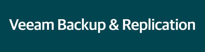 Veeam Backup & Replication Standard - Включена базовая поддержка на 1 год
