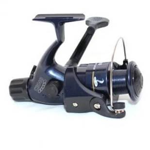 Катушка для удочки, спиннинга рыболовная безынерционная Cobra 4000 5ВВ