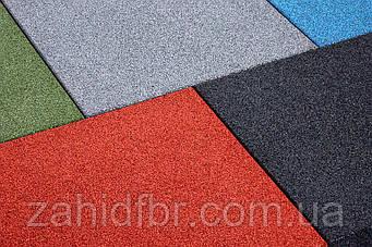 Плитка резиновая STANDART SBR для детских площадок 30 мм/Плитка гумова для дитячих майданчиків