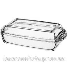 Каструля для запікання прямокутна Borcam 2000мл 59009 (1шт)
