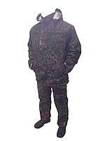 Зимний костюм камуфляжный бундес