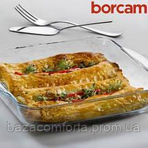 Форма для запекания квадратная Borcam Ø283х283мм 3500мл 59024 (1шт), фото 2