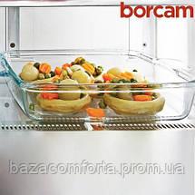 Форма для запекания квадратная Borcam Ø283х283мм 3500мл 59024 (1шт), фото 3