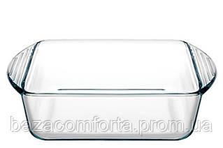 Форма для запікання квадратна Borcam Ø164x164мм 1040мл 59854 (1шт)