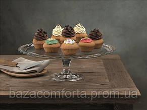 Блюдо, тортовница, подставка для торта Ø370мм Patisserie 96804 (1шт), фото 2