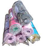 Каремат сине-зеленый, двуслойный, двуцветный т. 10 мм, размер 60х180 см, Производитель Украина, TERMOIZOL®, фото 9