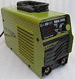 Зварювальний апарат Eltos ММА-340К (дисплей, 340 А), фото 2