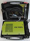 Зварювальний апарат Eltos ММА-340К (дисплей, 340 А), фото 7
