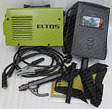 Зварювальний апарат Eltos ММА-340К (дисплей, 340 А), фото 6