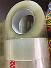 Скотч прозрачный канцелярский 300 м, фото 5