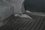 Коврик в багажник  NISSAN Almera Classic 2006- сед. (полиуретан), фото 5